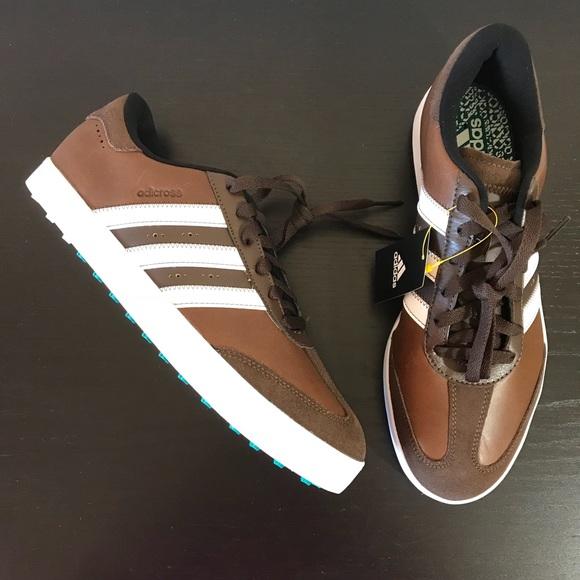 Shopping > adidas men's adicross v golf spikeless shoe  